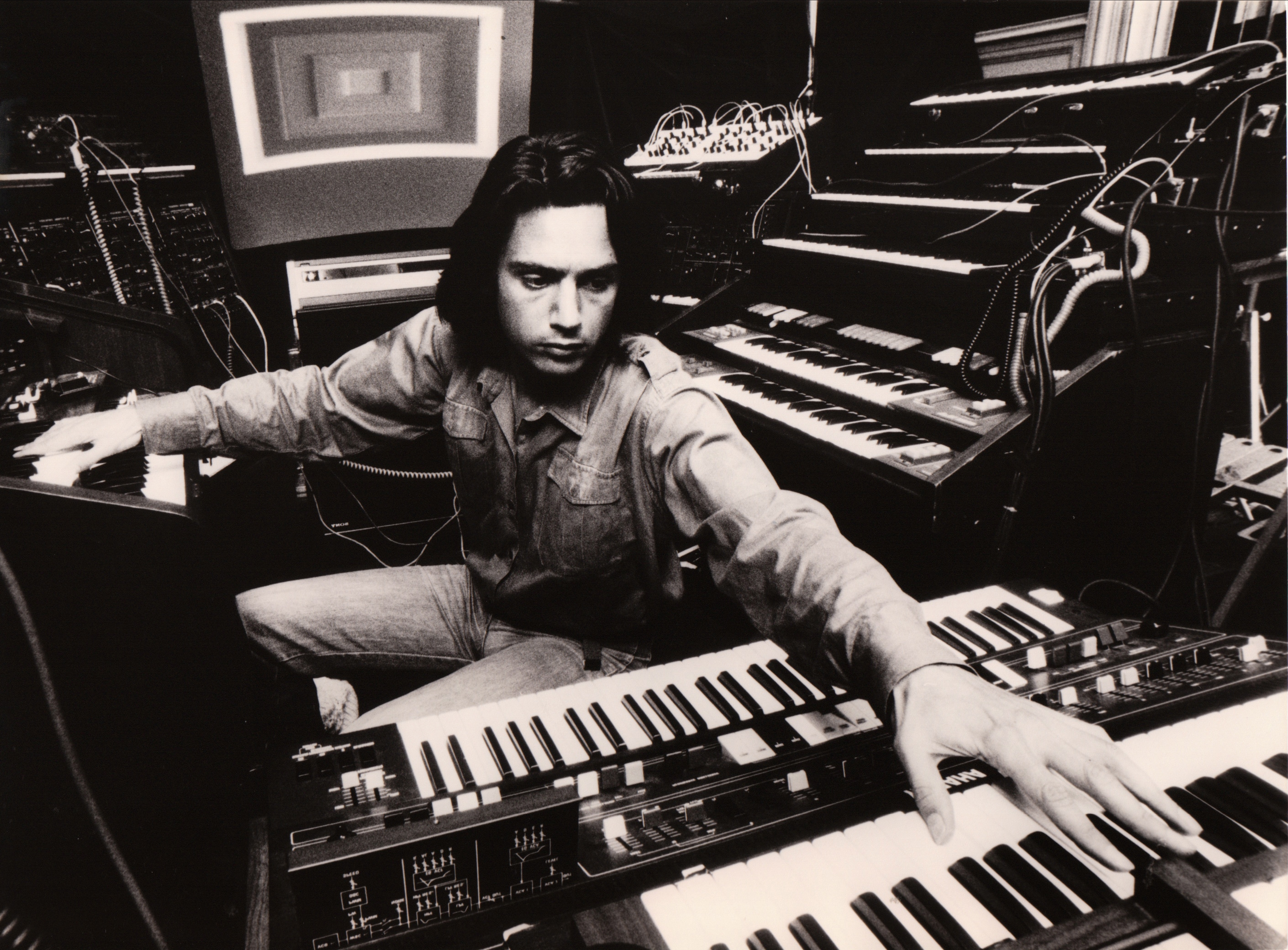 To Infinity and Beyond: Jean-Michel Jarre interview