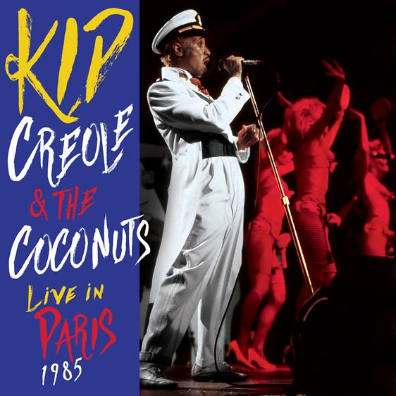 Kid Creole & The Coconuts live album set for release