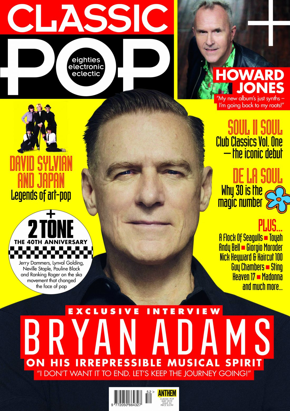 Classic Pop #52 (May 2019)