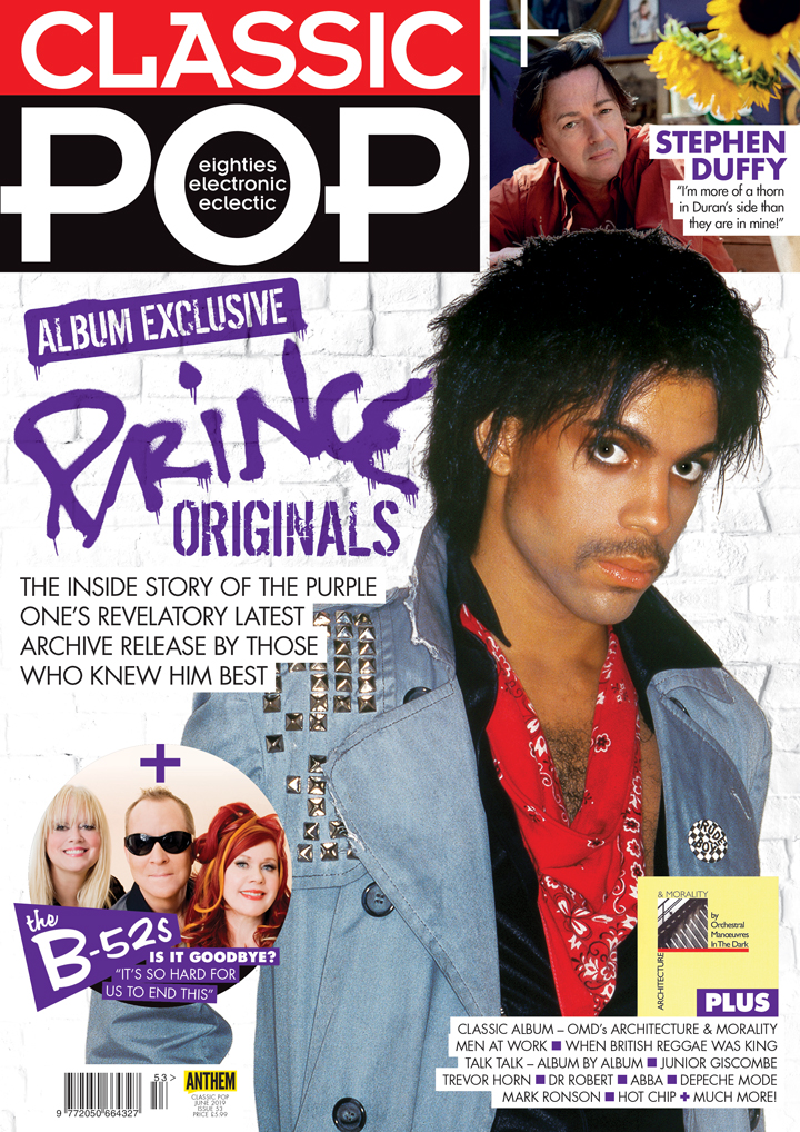 Classic Pop #53 (June 2019)