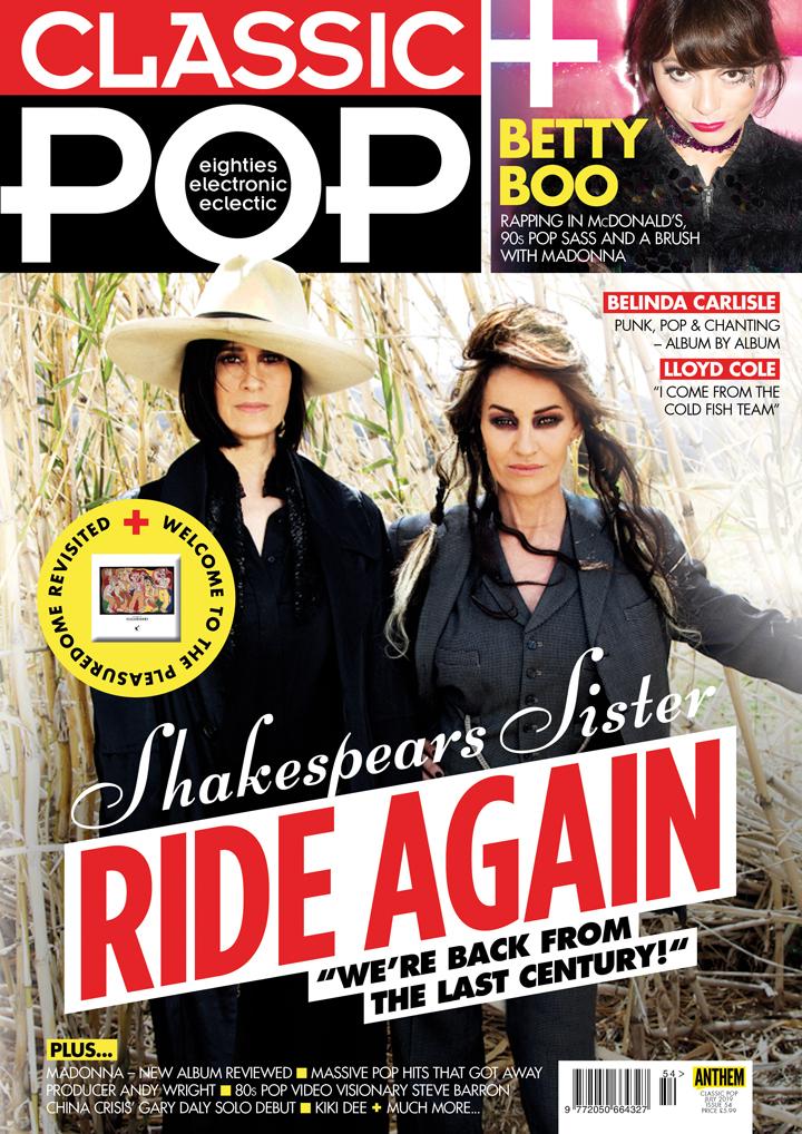 Classic Pop #54 (July 2019)