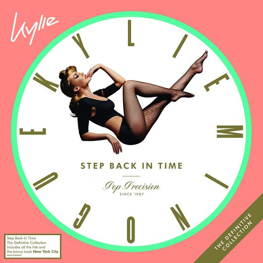 Kylie Step Back In Time
