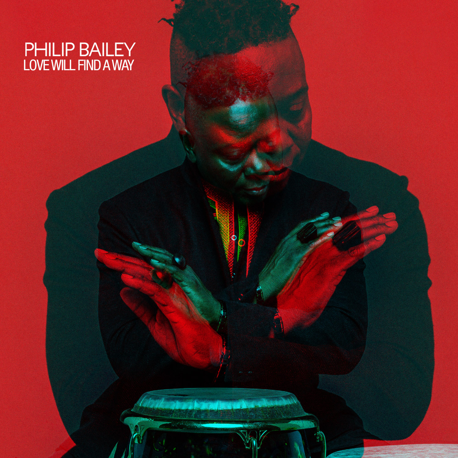 Phillip Bailey Love Will Find A Way