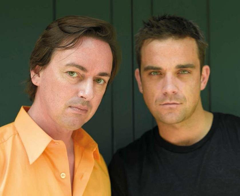 Tin Tin & Robbie Williams