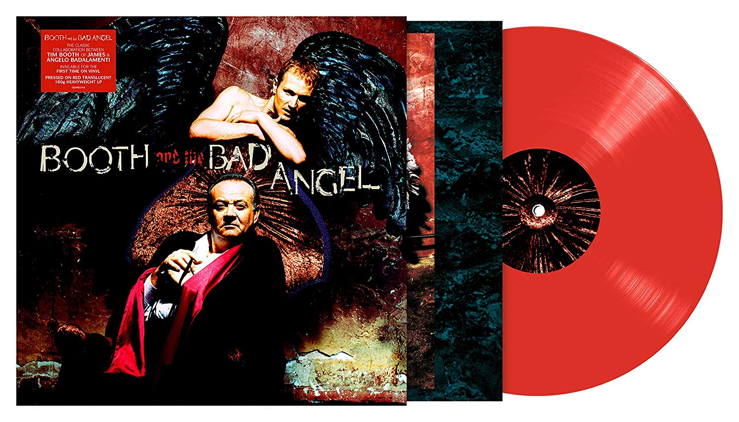 Reissue Review: Booth And The Bad Angel - Booth And The Bad Angel