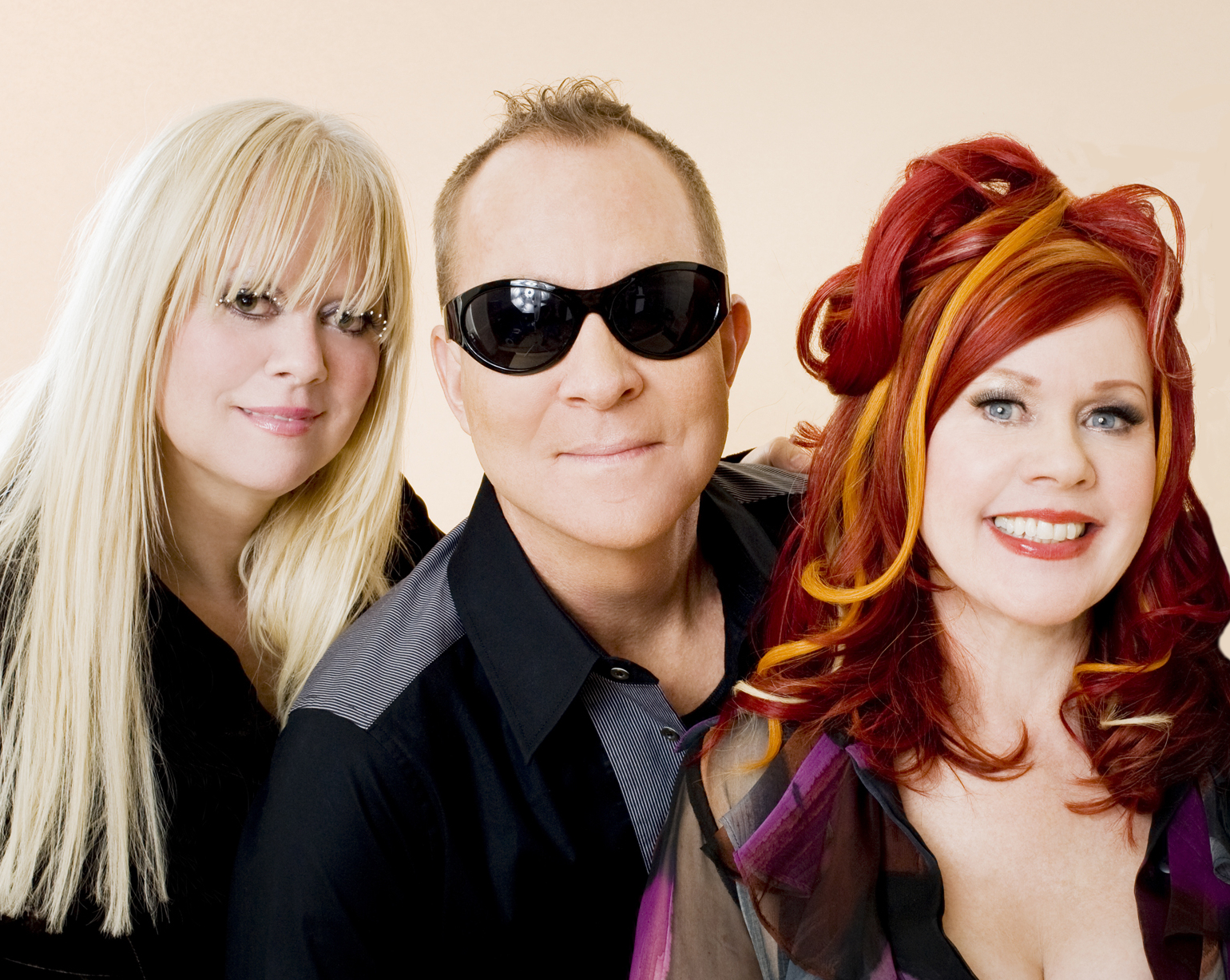 The B-52s Tour Promo Photo 2 (credit Pieter M. Van Hattem)