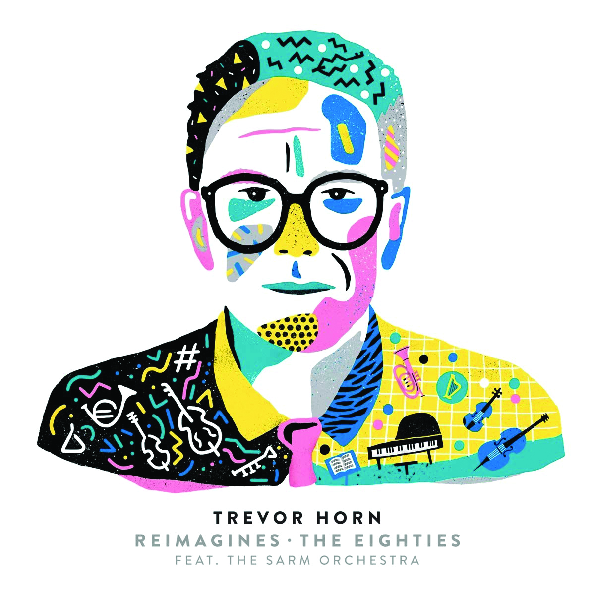 Trevor Horn Reimagines the 80s with the Sarm Orchestra