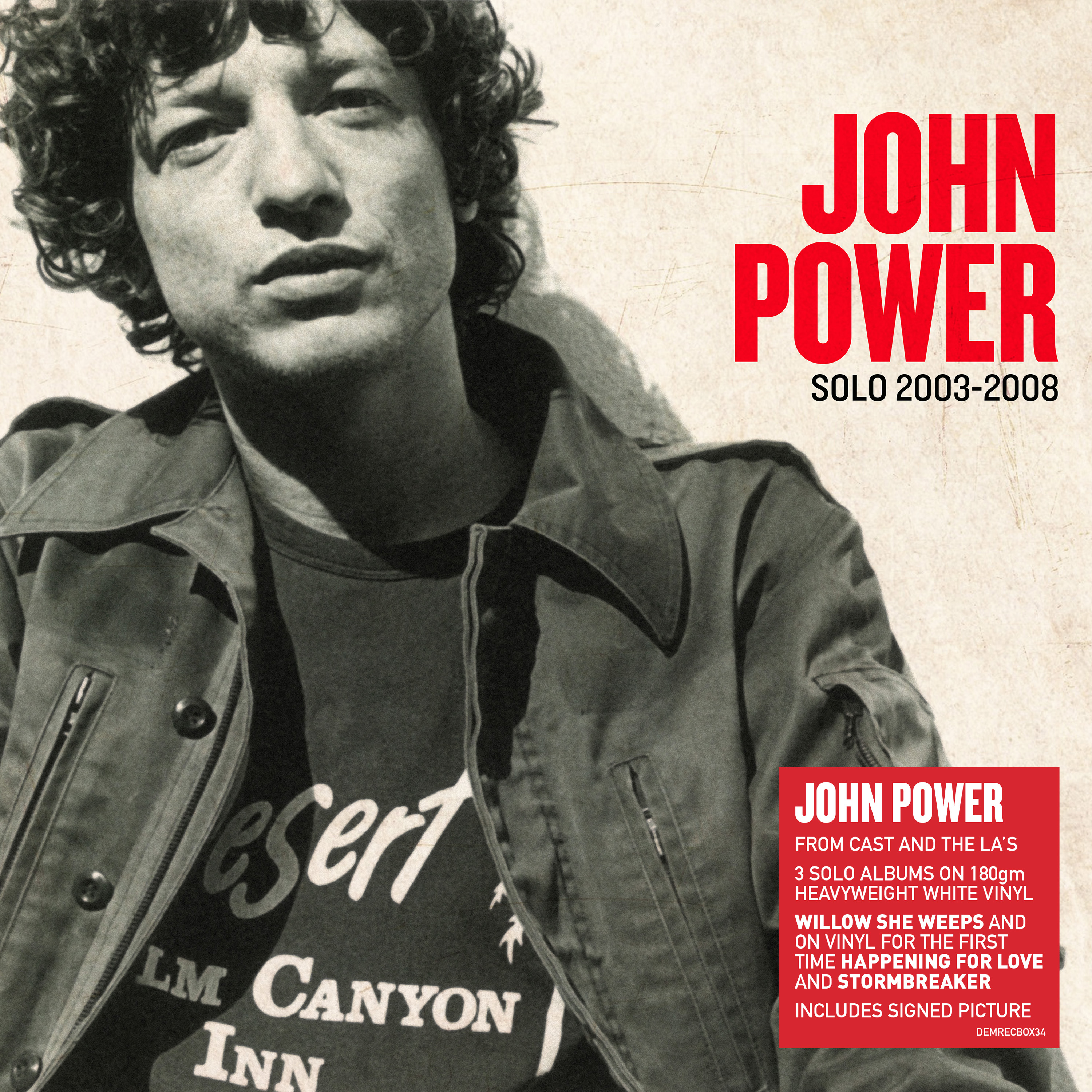 John Power - Solo 2003 - 2008