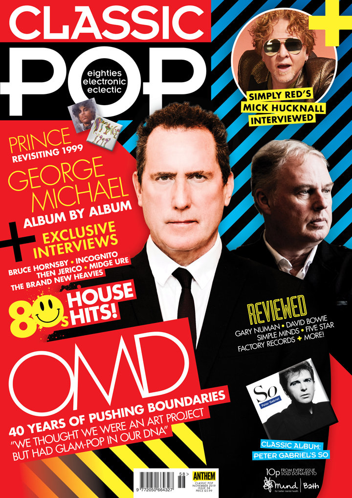 Issue 58 Of Classic Pop Is On Sale Now Classic Pop Magazine