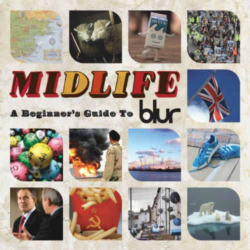 Midlife A Beginners Guide To Blur LP