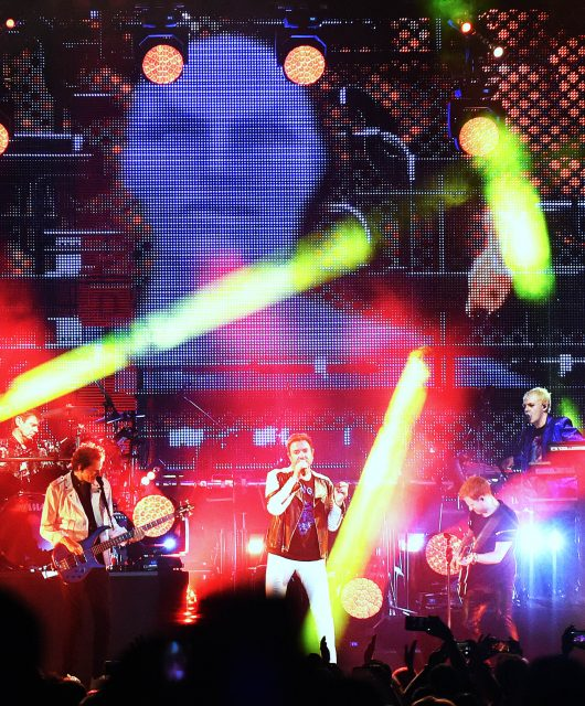 Duran Duran performs Apollo 11 Anniversary Concert in Florida