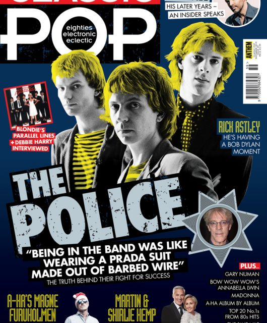 Classic Pop issue 59: The Police