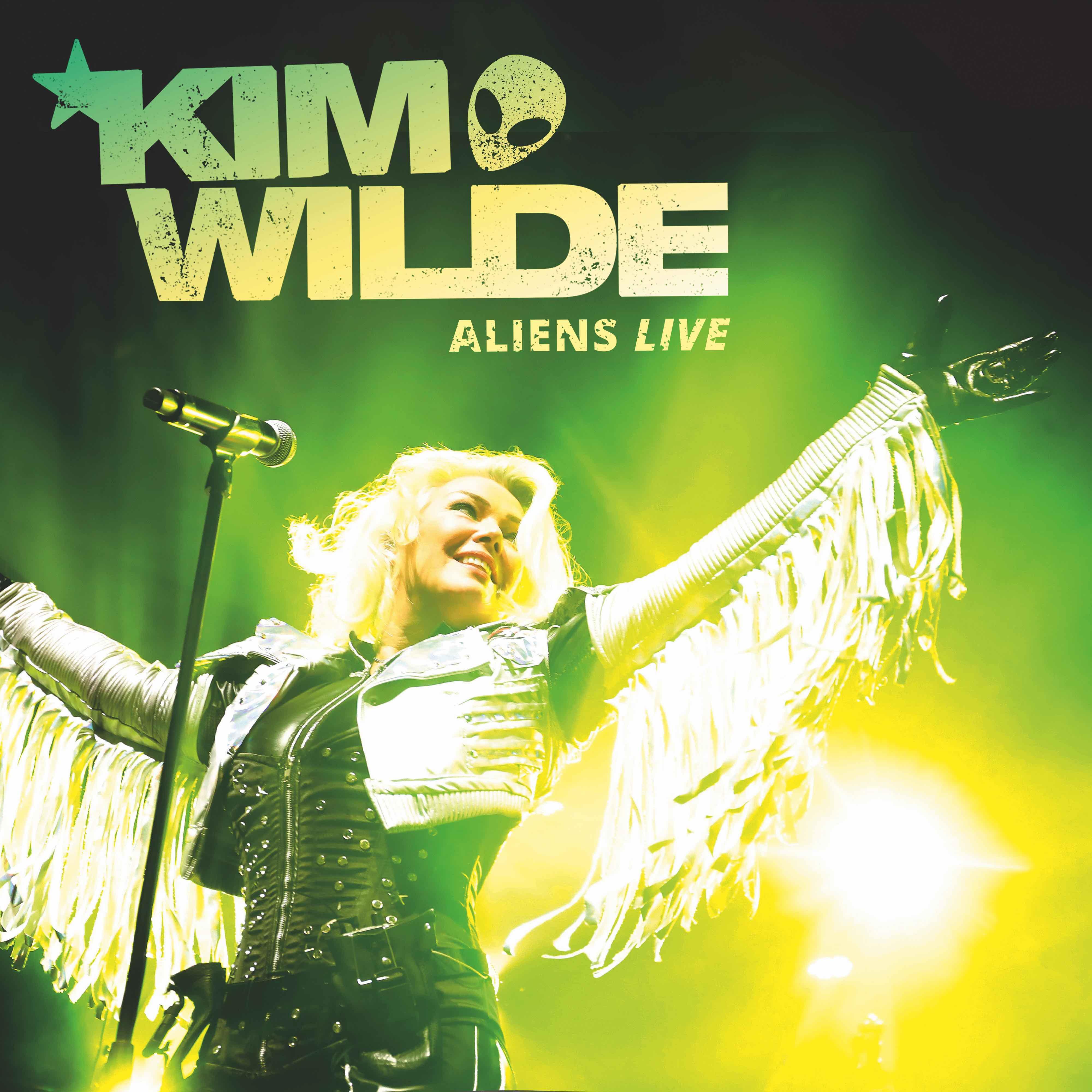 Kim Wilde Live Album