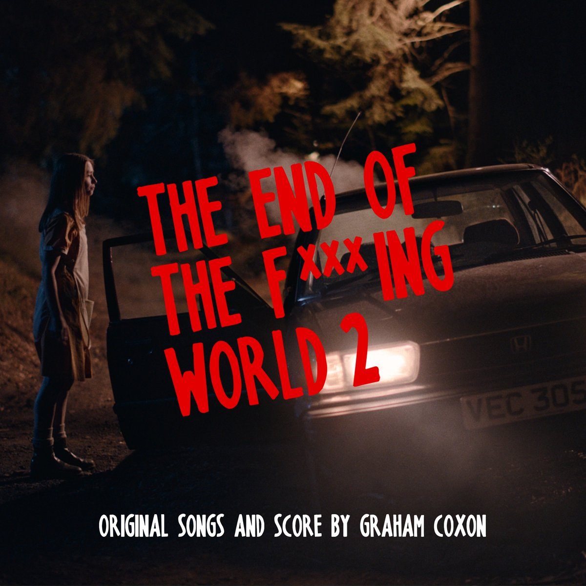 New release The End Of The Fucking World