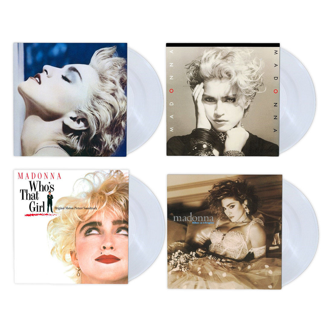 New release Madonna