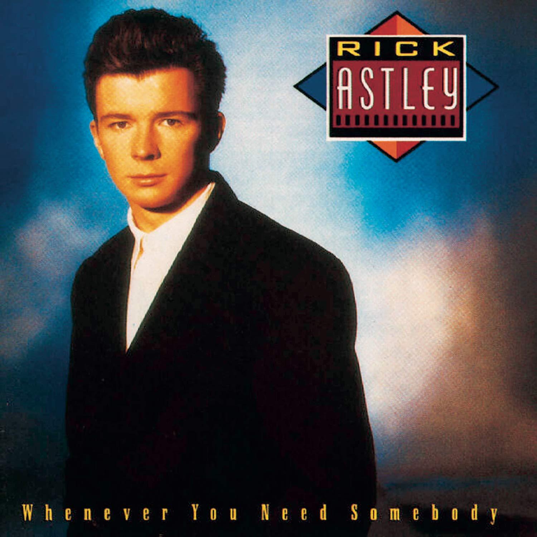 Rick Astley Album