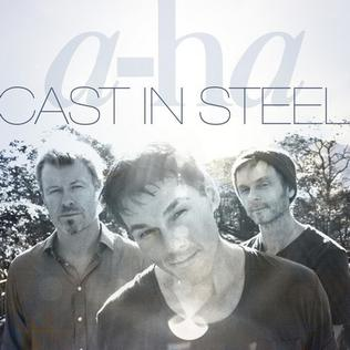 a-ha Cast In Steel