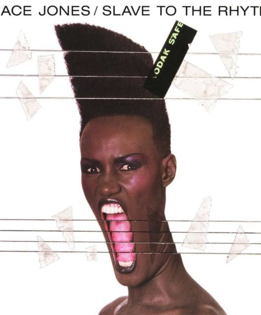 Slave To The Rhythm Grace Jones