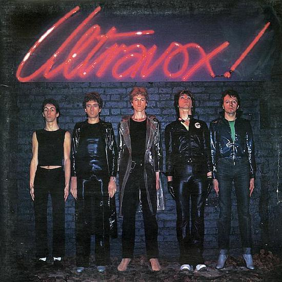 Ultravox! cover