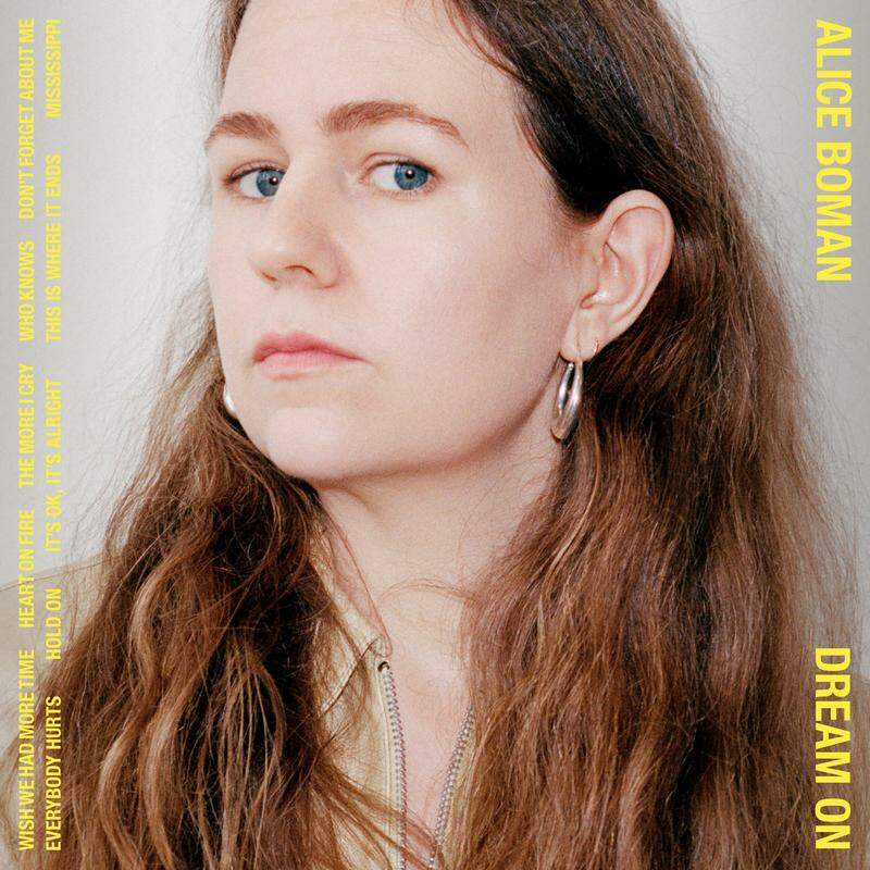 Alice Boman New Album