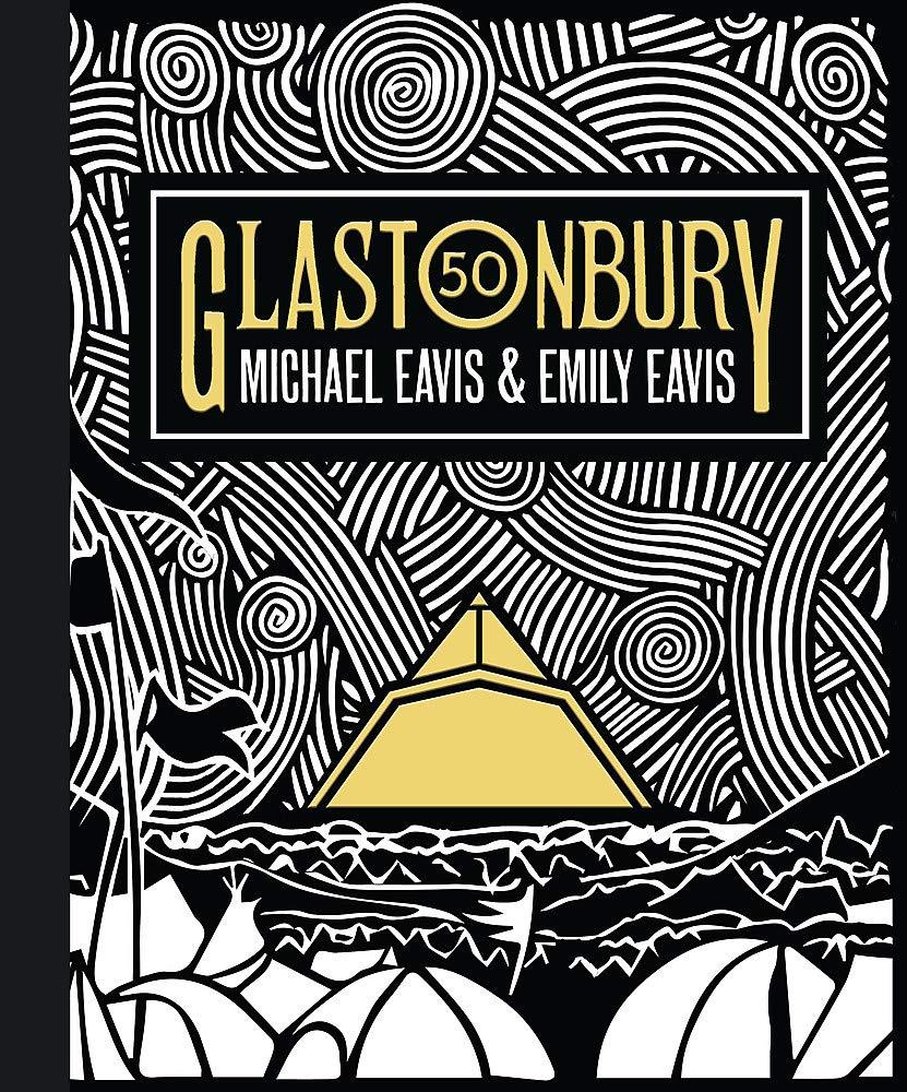 Glastonbury book cover
