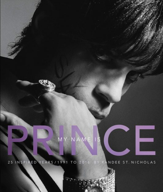 My Name Is Prince book cover