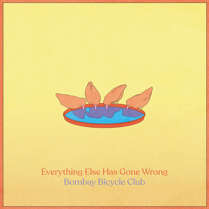 Bombay Bicycle Club new album