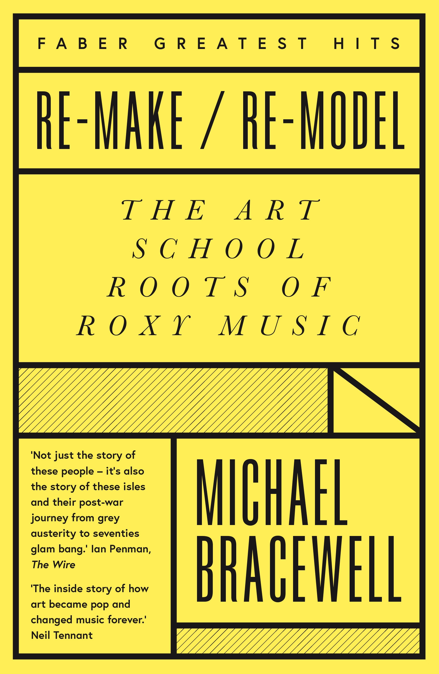 Michael Bracewell – Remake/Remodel: The Art School Roots Of Roxy Music