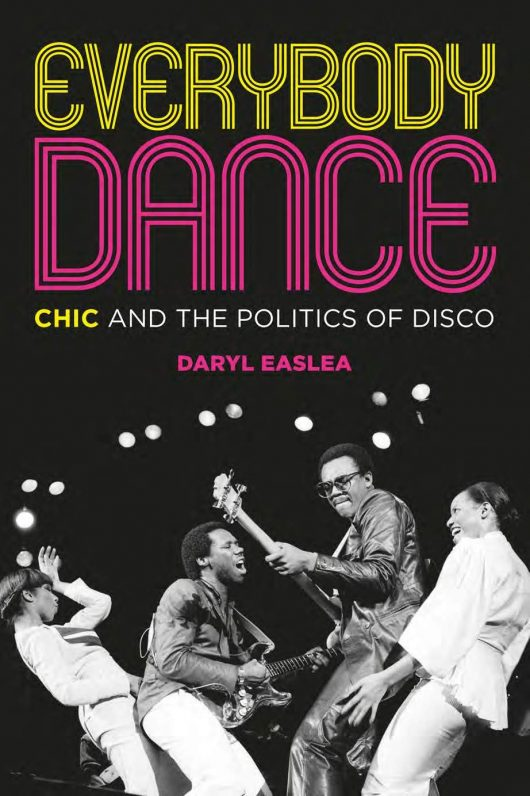 Daryl Easlea Everybody Dance