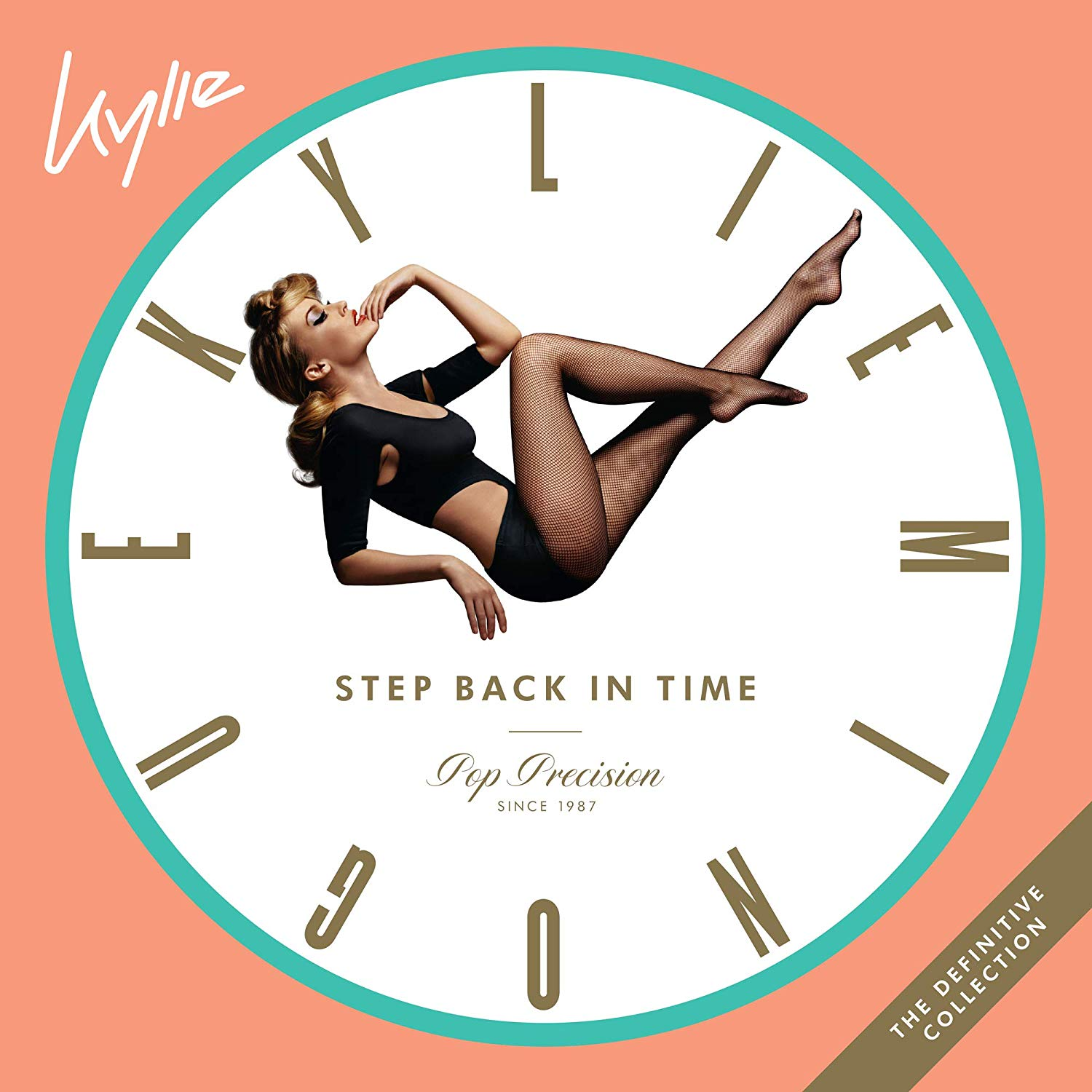 Kylie – Step Back In Time: The Definitive Collection
