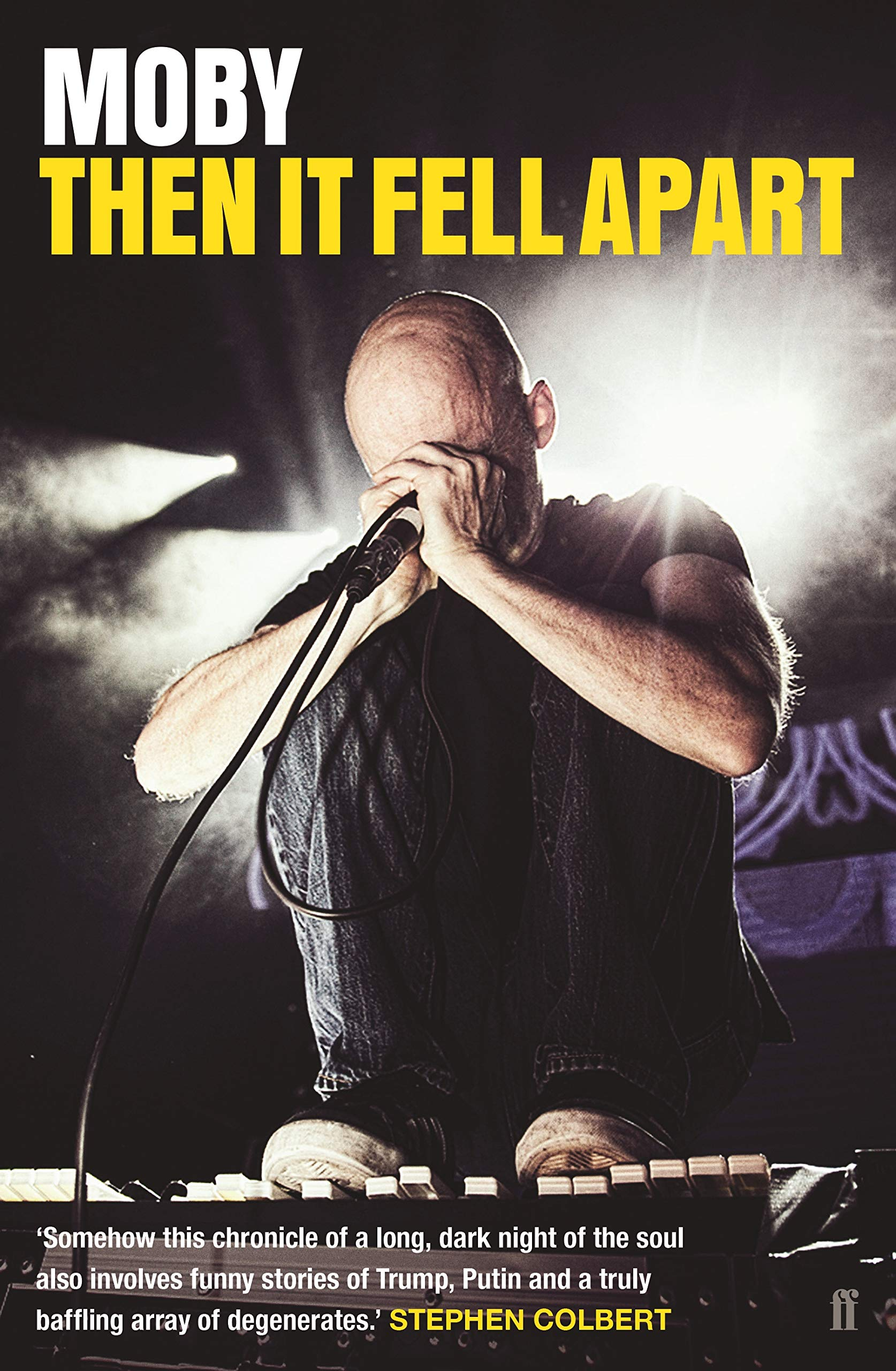 Moby – Then It Fell Apart Top Five Books
