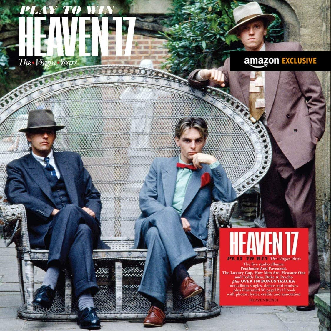 Heaven 17 – Play To Win: The Virgin Years