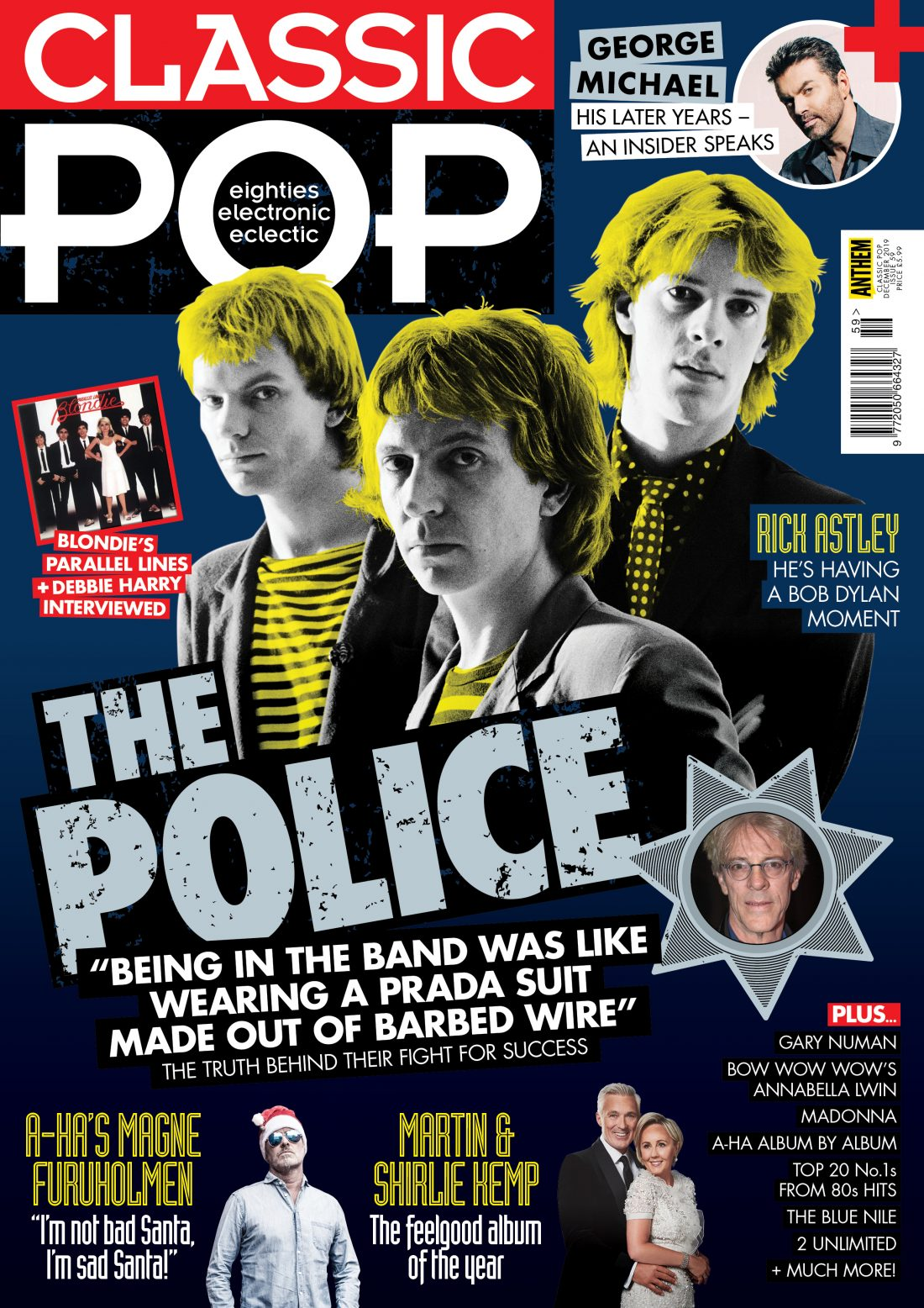 The Police Cover