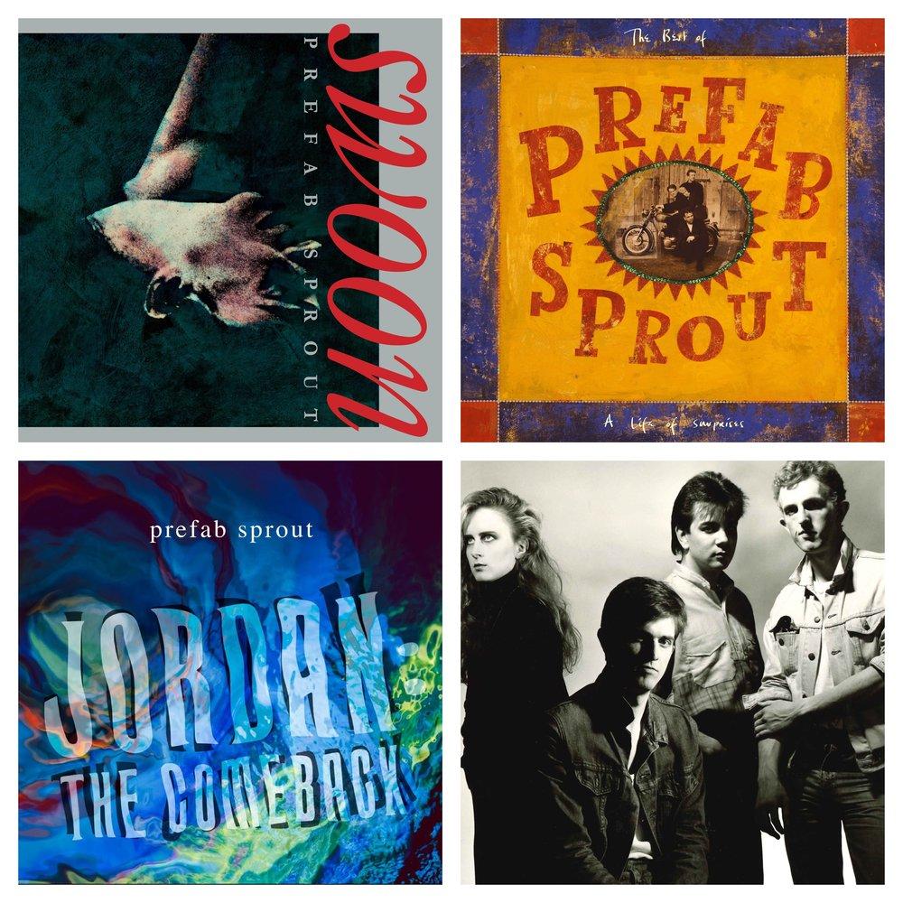 Prefab Sprout – Vinyl Reissue Series