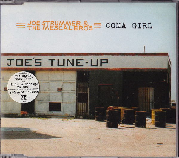 Joe Strummer And The Mescaleros  – Coma Girl