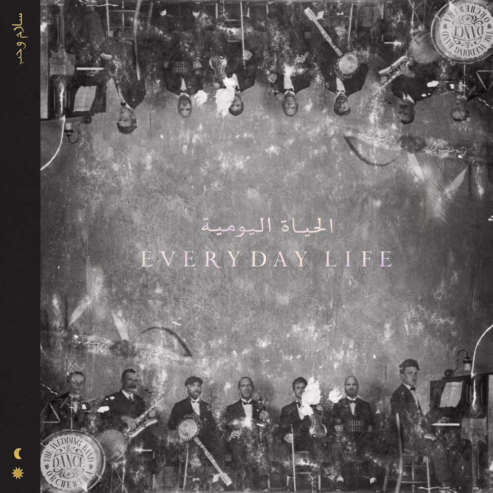 Top Ten New Releases Coldplay – Everyday Life