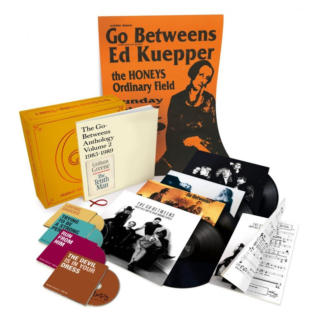 Go-Betweens boxset