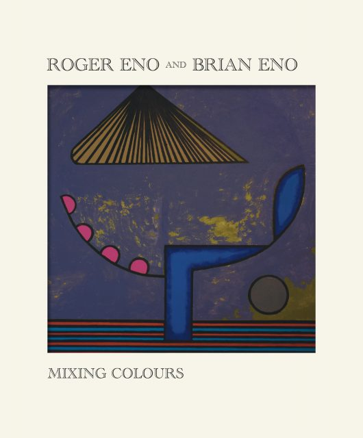 Mixing Colours Cover Art