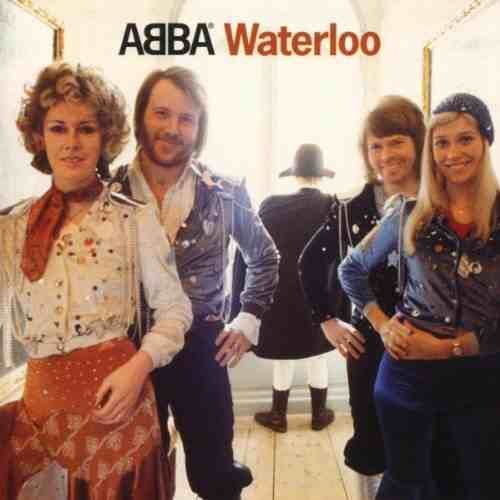 ABBA Albums – Waterloo