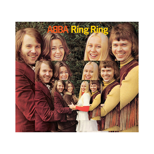 ABBA Albums – Ring Ring