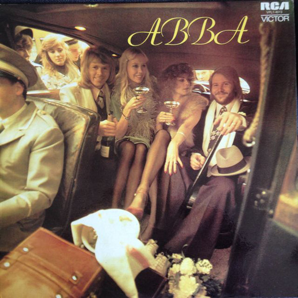 ABBA Albums – ABBA