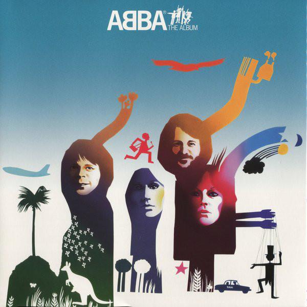 ABBA Albums – ABBA – The Album