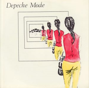 Depeche Mode - Dreaming of Me cover