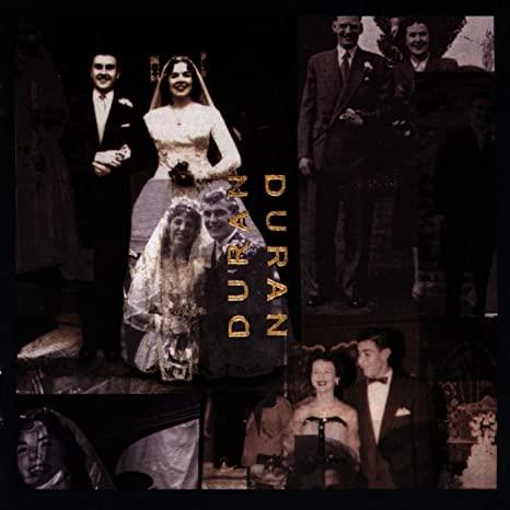 Duran Duran The Wedding Album