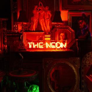 Neon cover Erasure
