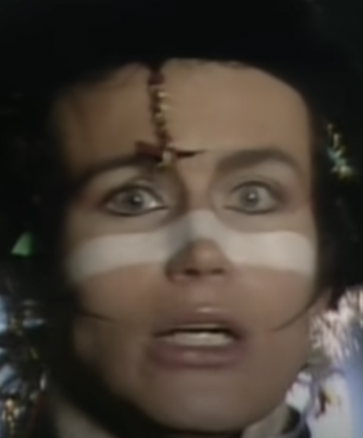 Adam Ant Stand & Deliver