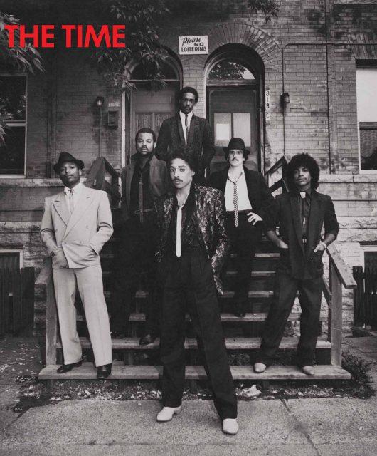 The Time album
