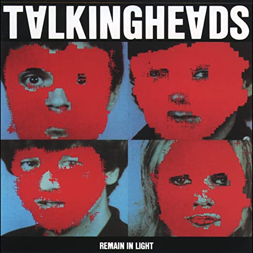 Talking Heads: Remain In Light cover