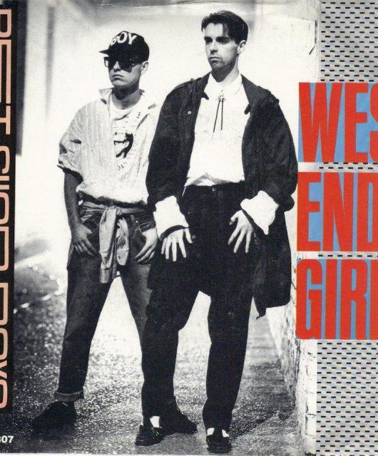 Pet Shop Boys singles