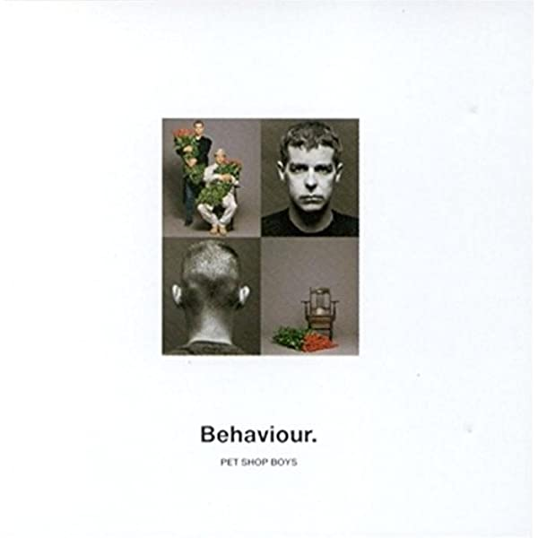 Pet Shop Boys Cover Art